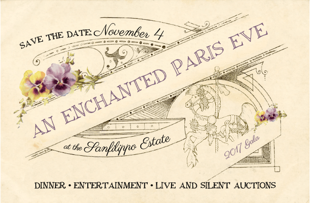 2017 Gala: An Enchanted Paris Eve